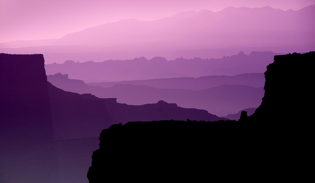 Early Morning, Canyonlands National Park, Utah